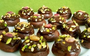 Çikolata Soslu Browni Kurabiye Tarifi