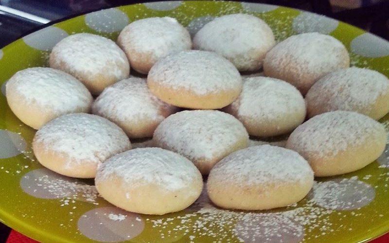 Margarinsiz Tarçınlı Kurabiye Tarifi
