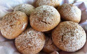 Toz Şekerli Tarçınlı Kurabiye Tarifi