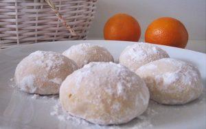 Portakallı Lorlu Kurabiye Tarifi