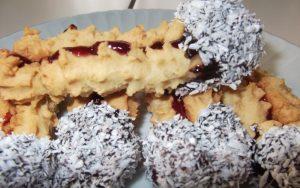 Marmelatlı Pastane Kurabiyesi Tarifi