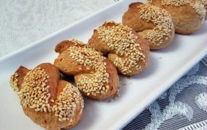 Pastane Usulü Mahlepli Kurabiye Tarifi