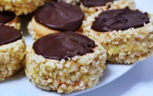Şekerli Pastane Kurabiye Tarifi