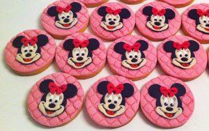 Minnie Mouse Kurabiye Tarifi