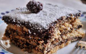 Burçak Bisküvili Mozaik Pasta Tarifi