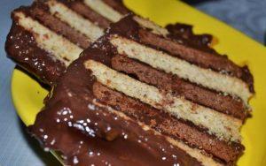 Burçak Bisküvili Pudingli Pasta Tarifi