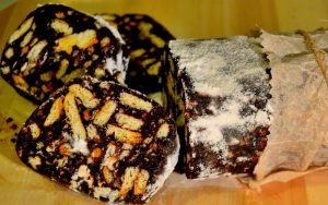 Cevizli Mozaik Pasta Tarifi