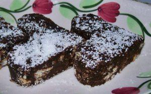 Çokoprensli Mozaik Pasta Tarifi