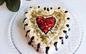 Halley Bisküvili Pasta Tarifi