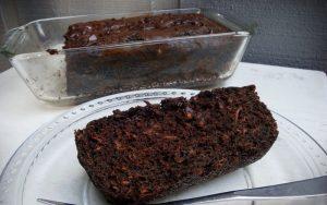 Havuçlu Tarçınlı Kakaolu Kek Tarifi
