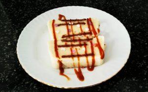 İrmikli Muhallebili Bisküvili Pasta Tarifi