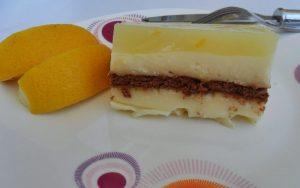 Jöleli Bisküvili Pasta Tarifi