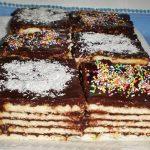 Kakaolu Bisküvili Pasta Tarifi