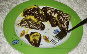 Kakaolu Mozaik Pasta Tarifi