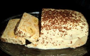 Kırık Bisküvili Pasta Tarifi