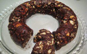 Margarinsiz Mozaik Pasta Tarifi