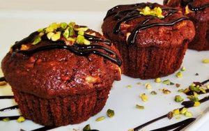 Muffin Kalıbında Islak Kek Tarifi