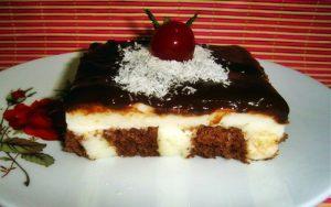 Muhallebili Ağlayan Pasta Tarifi