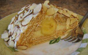 Muzlu Pudingli Mozaik Pasta Tarifi
