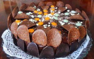 Petibör Bisküvili Yaş Pasta Tarifi