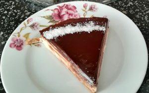 Pişmeyen Bisküvili Pasta Tarifi