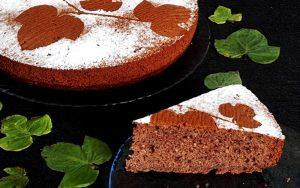 Pudra Şekerli Kakaolu Kek Tarifi