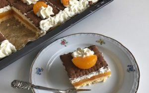 Tepside Bisküvili Pasta Tarifi