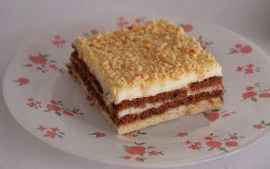 Vanilyalı Bisküvili Pasta Tarifi