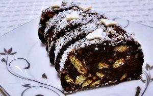 Yağsız Mozaik Pasta Tarifi