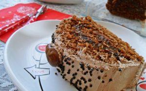 Rulo Yaş Pasta Tarifi