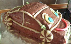Arabalı Yaş Pasta Tarifi
