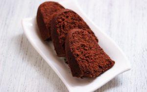 Çikolatalı Sade Kek Tarifi