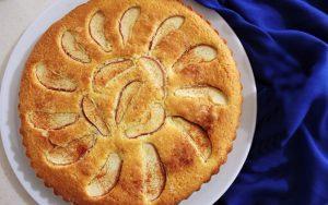 Elmalı Tart Kek Tarifi