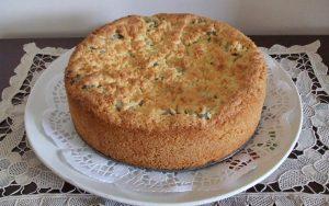 Haşhaşlı Yaş Pasta Tarifi