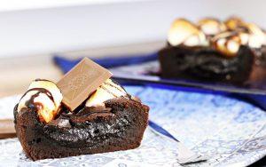 İçi Çikolatalı Kek Tarifi