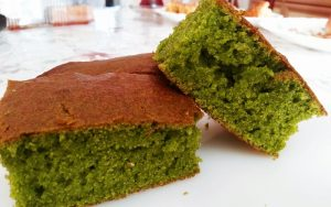 Ispanaklı Tatlı Kek Tarifi