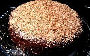 Kahveli Yaş Pasta Tarifi