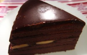 Kolay Çikolatalı Pasta Tarifi