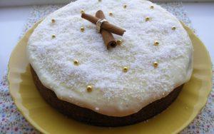 Kremalı Elmalı Kek Tarifi