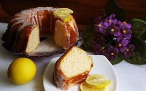 Limonlu Glazürlü Kek Tarifi