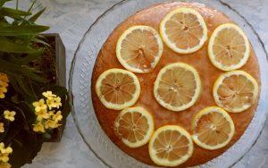 Limonlu Yumuşak Kek Tarifi