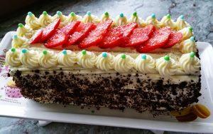Nişastalı Yaş Pasta Tarifi
