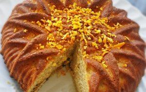 Portakallı Fındıklı Kek Tarifi