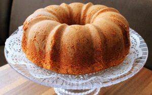 Portakallı Nişastalı Kek Tarifi