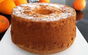 Portakallı Pamuk Kek Tarifi