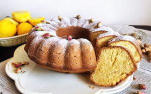 Sütsüz Limonlu Kek Tarifi