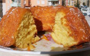 Sütsüz Yumurtasız Portakallı Kek Tarifi
