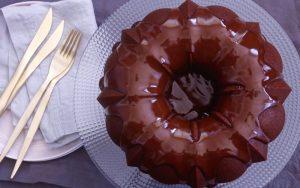 Üstü Çikolatalı Kek Tarifi