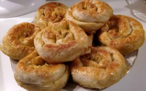Pırasalı Patatesli Börek Tarifi
