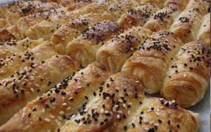 Fırında Patatesli Börek Tarifi